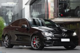 2013 Mercedes-Benz C63 C204 AMG Edition 507 Coupe 2dr SPEEDSHIFT MCT 7sp 6.3i [MY13]