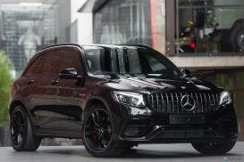 2018 Mercedes-Benz GLC63 X253 AMG S Wagon 5dr SPEEDSHIFT MCT 9sp 4MATIC+ 4.0TT [Jun]