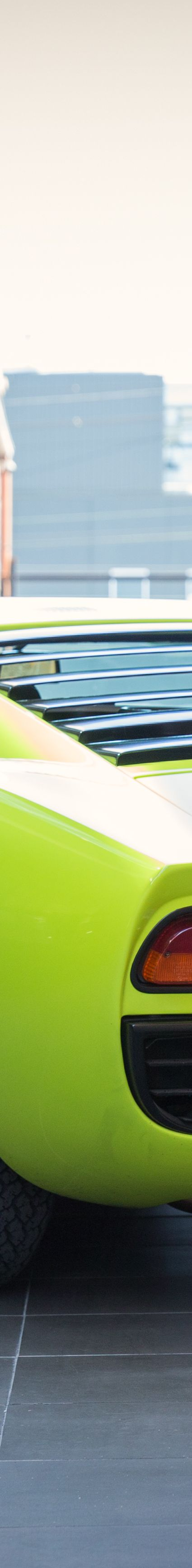 1969 Lamborghini Miura Classic Car for Sale