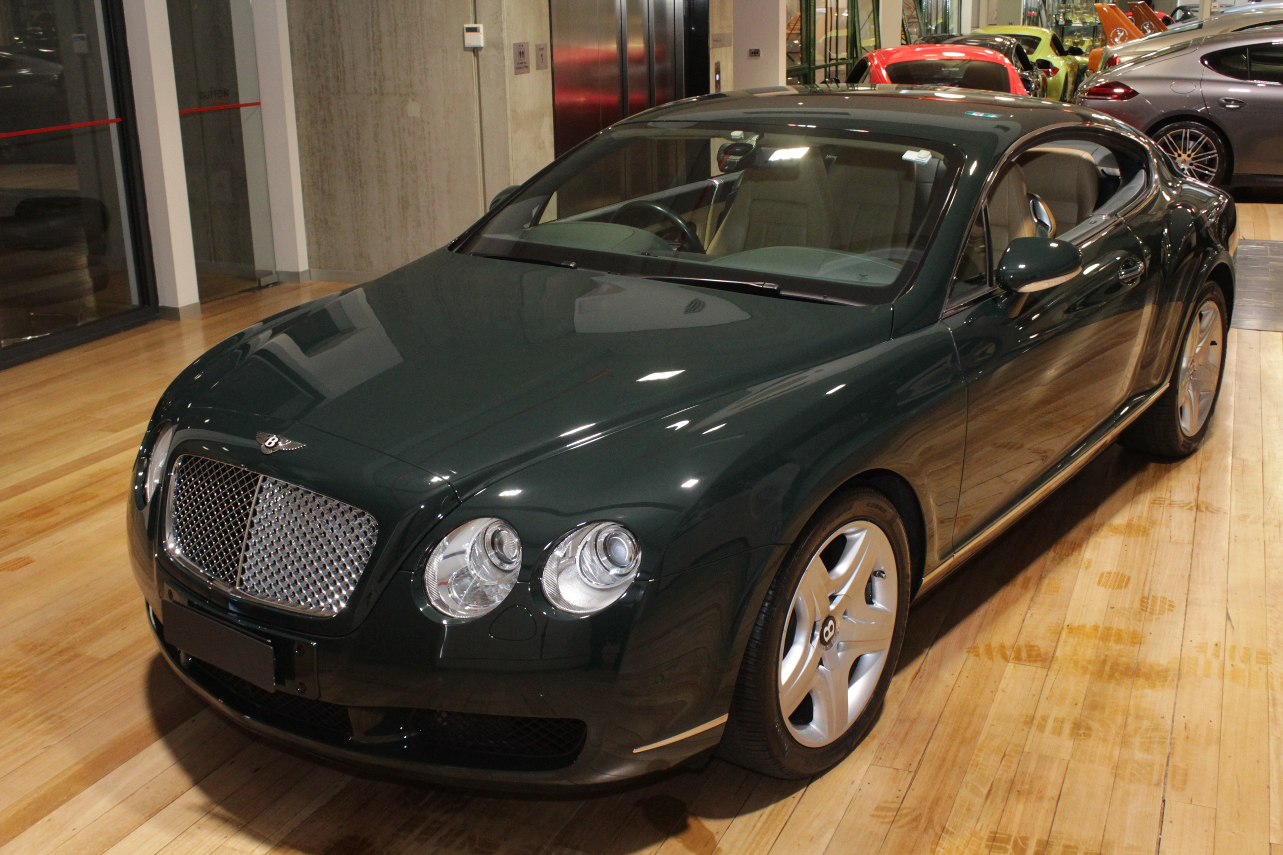 bentley coupe spts continental price auto gt