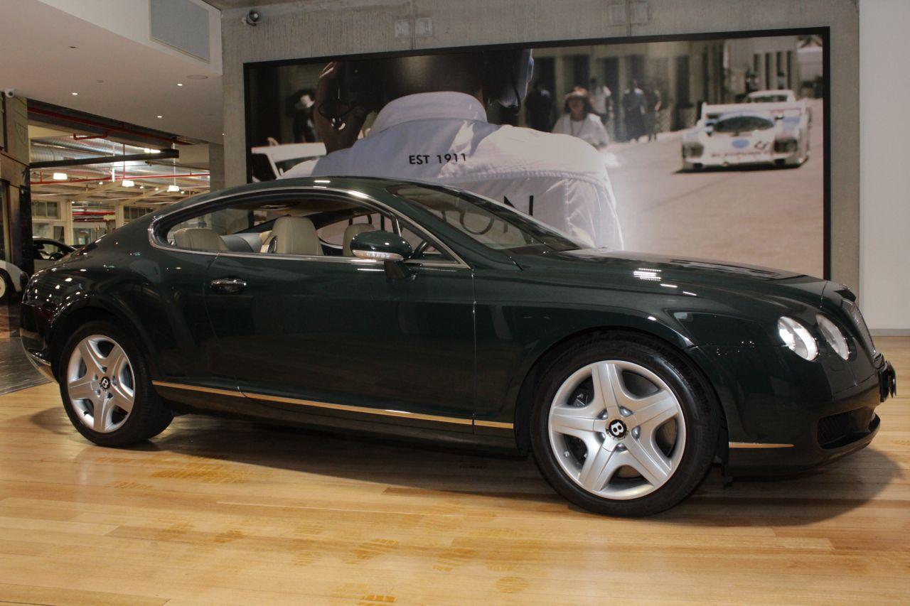 Bentley for sale luxury prestige cars dutton garage 2004 bentley continental gt coupe w12 vanachro Gallery