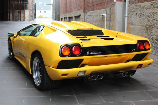 1999 Lamborghini Diablo SV prestige car for sale