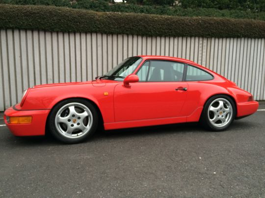 1992 Porsche 964 RS prestige car for sale