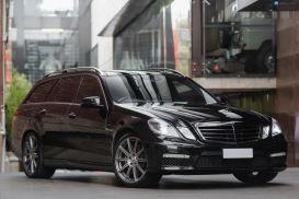 2011 Mercedes-Benz E63 W212 AMG Estate 5dr SPEEDSHIFT MCT 7sp 5.5TT [MY12]