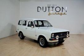 1980 Ford Escort Panel Van Mk2