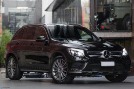 2017 Mercedes-Benz GLC250 X253 d Wagon 5dr 9G-TRONIC 9sp 4MATIC 2.1DTT [Jun]