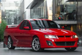 2005 Holden Special Vehicles Maloo Z Series R8 Utility Extended Cab 2dr Man 6sp 628kg 6.0i