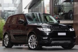 2015 Land Rover Range Rover Sport L494 TDV6 SE Wagon 5dr CommandShift 8sp 4x4 3.0DT [MY16]