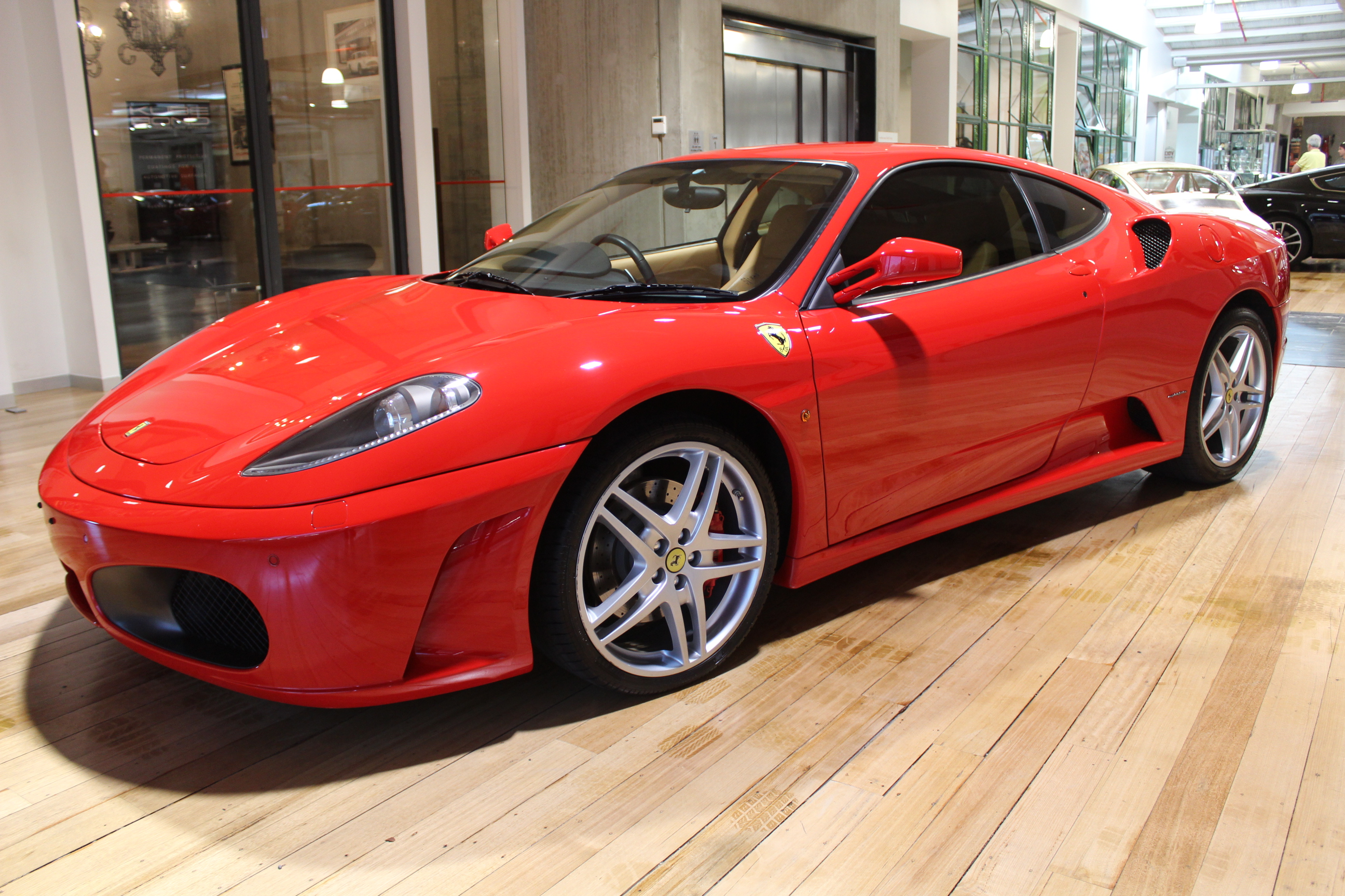 2007 Ferrari F430 F136 F1 Coupe 2dr Seq Mac 6sp 4 3i