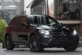 2018 Mercedes-Benz GLC250 X253 d Wagon 5dr 9G-TRONIC 9sp 4MATIC 2.1DTT