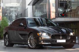 2010 Maserati Quattroporte Sport GTS Sedan 4dr Spts Auto 6sp 4.7i [MY09]