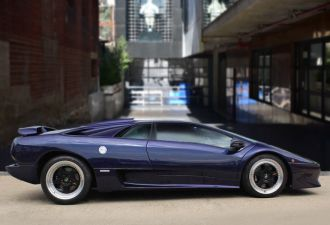 1997 Lamborghini Diablo Sv Rhd Car Located In Uk