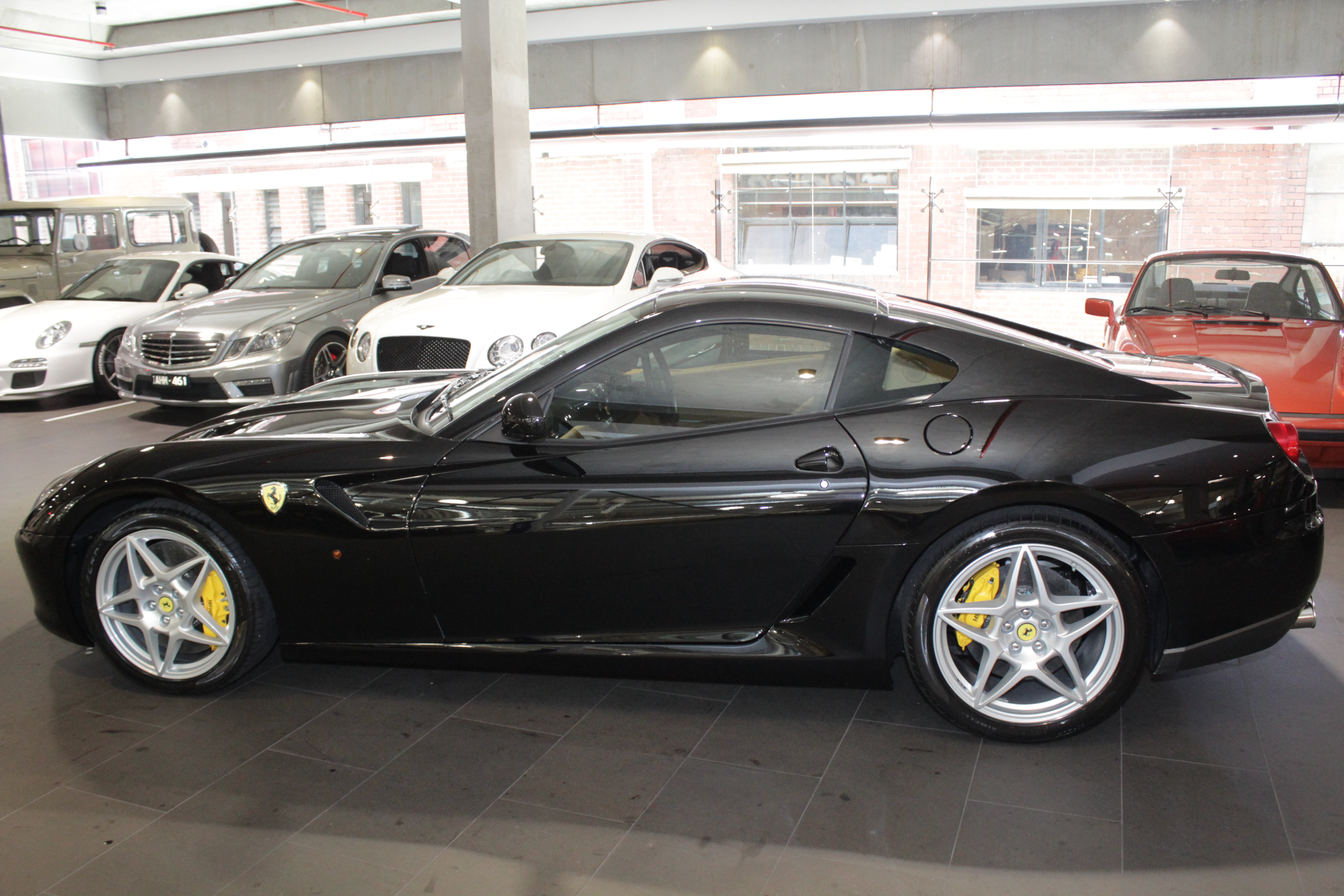 gve sale vehicles for ferrari image gallery hgte new london fiorano luxury edit gtb