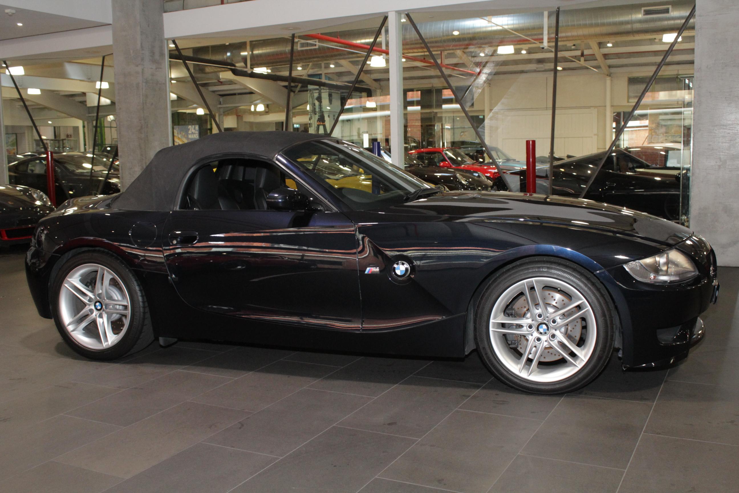 BMW Z4 Roadster >> 2006 BMW Z4 E85 M Roadster 2dr Man 6sp 3.2i [MY07]