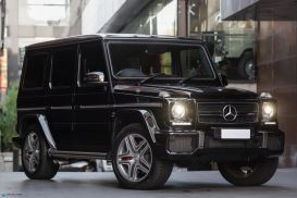2016 Mercedes-Benz G63 W463 AMG Wagon 5dr SPEEDSHIFT PLUS 7sp 4MATIC 5.5TT [MY16]