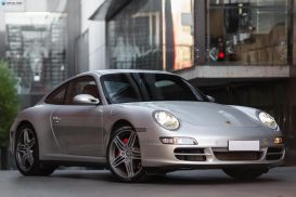 2008 Porsche 911 Carrera 997 4S Coupe 2dr Spts Auto 5sp AWD 3.8i [MY08]