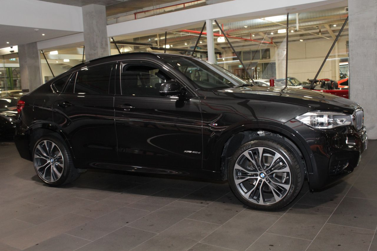 2015 bmw x6 f16 xdrive40d coupe 5dr steptronic 8sp 4x4 3 0dtt aug. Black Bedroom Furniture Sets. Home Design Ideas