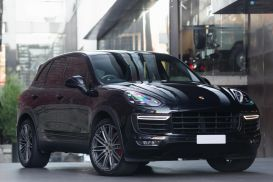 2015 Porsche Cayenne 92A Turbo Wagon 5dr Tiptronic 8sp 4x4 4.8TT [MY15]
