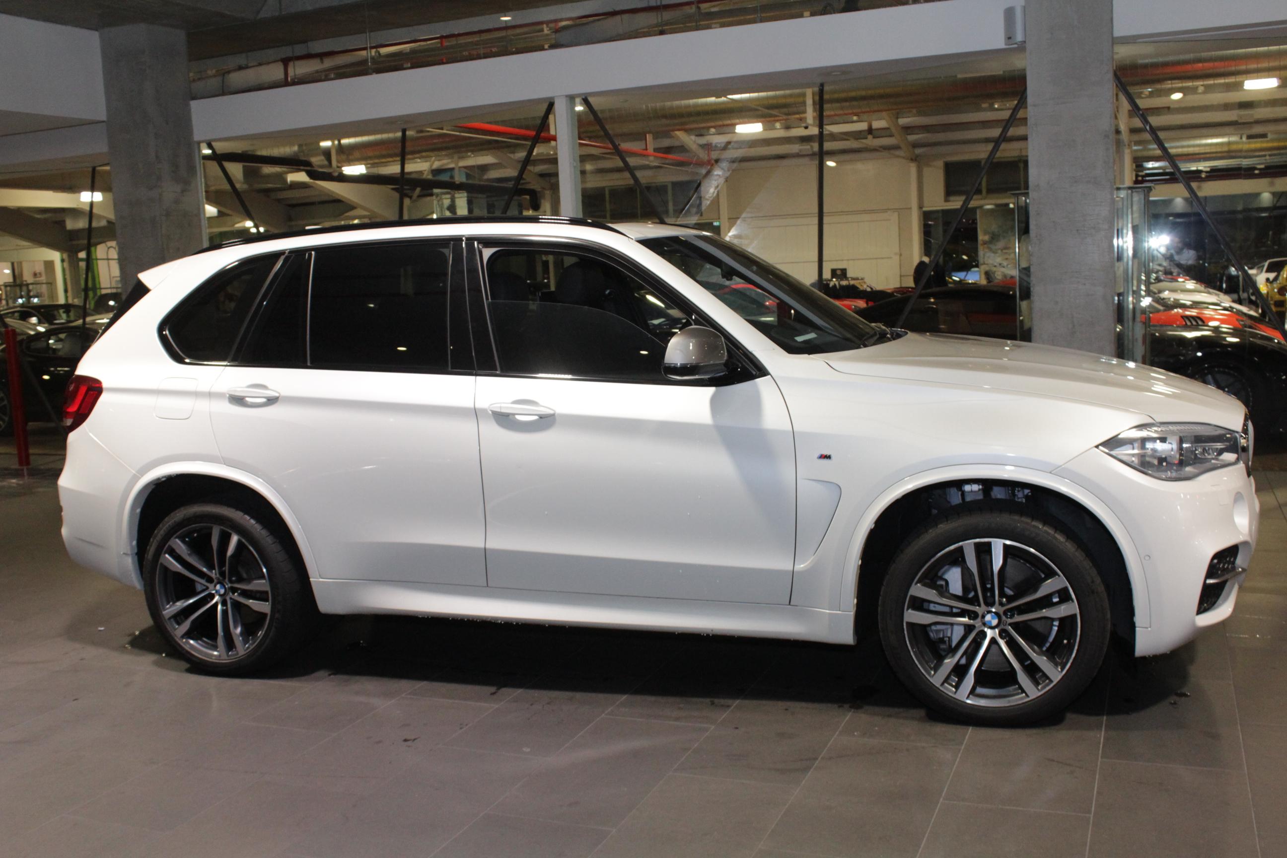 2014 Bmw X5 F15 M50d Wagon 5dr Spts Auto 8sp 4x4 3 0dttt