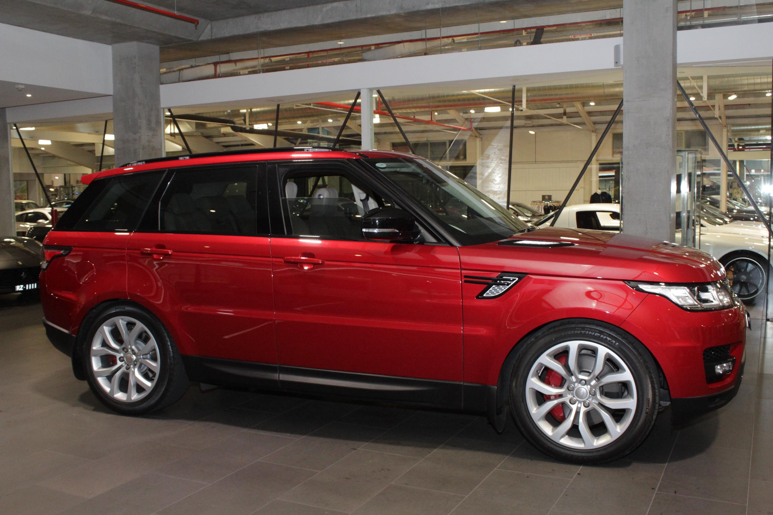 2014 Land Rover Range Rover Sport L494 V8sc Autobiography