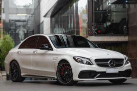 2016 Mercedes-Benz C63 W205 AMG S Sedan 4dr SPEEDSHIFT MCT 7sp 4.0TT [Jun]