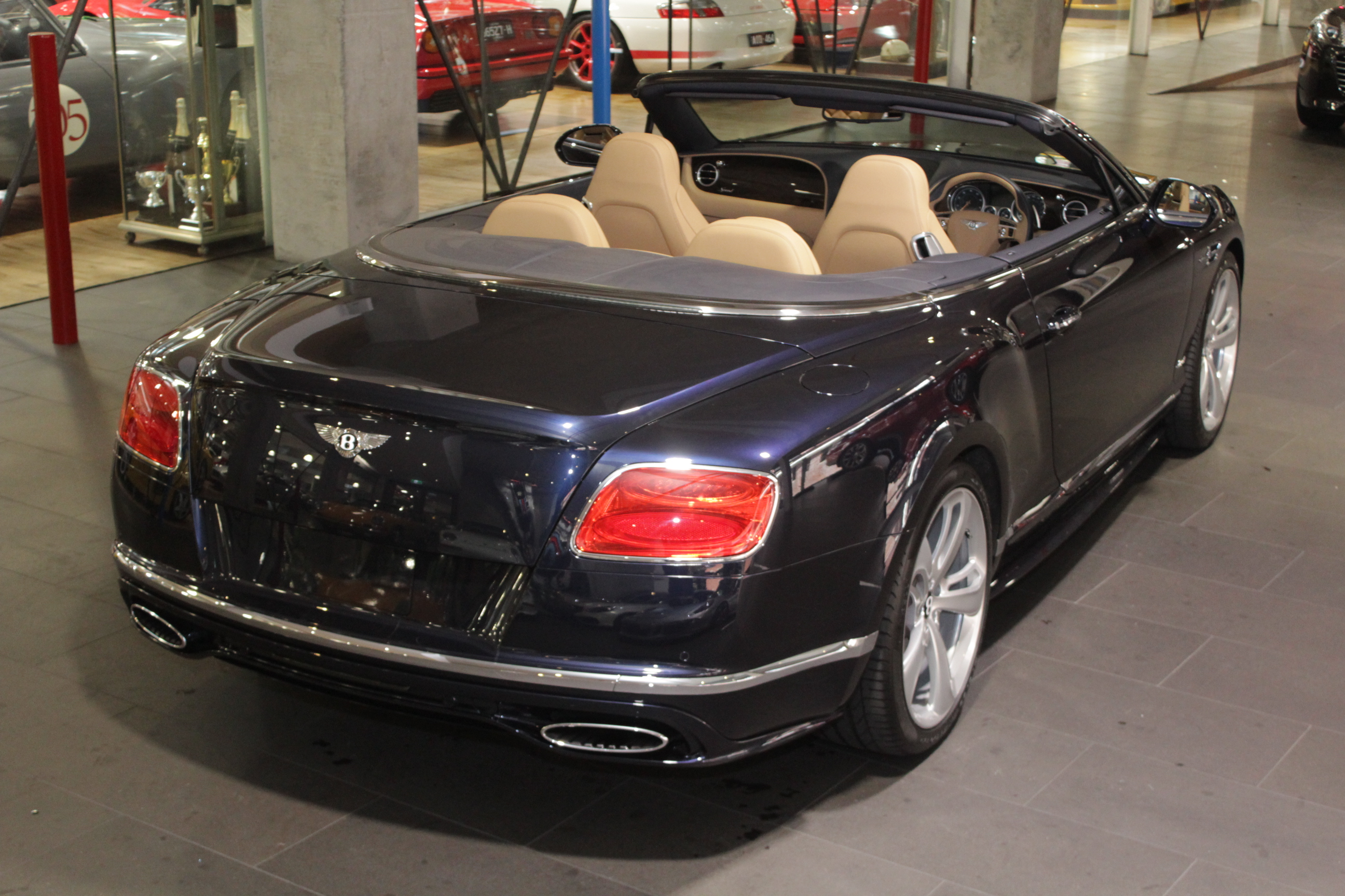 on continental coupe supersports bentley australia for jamesedition sale convertible richmond red in cars
