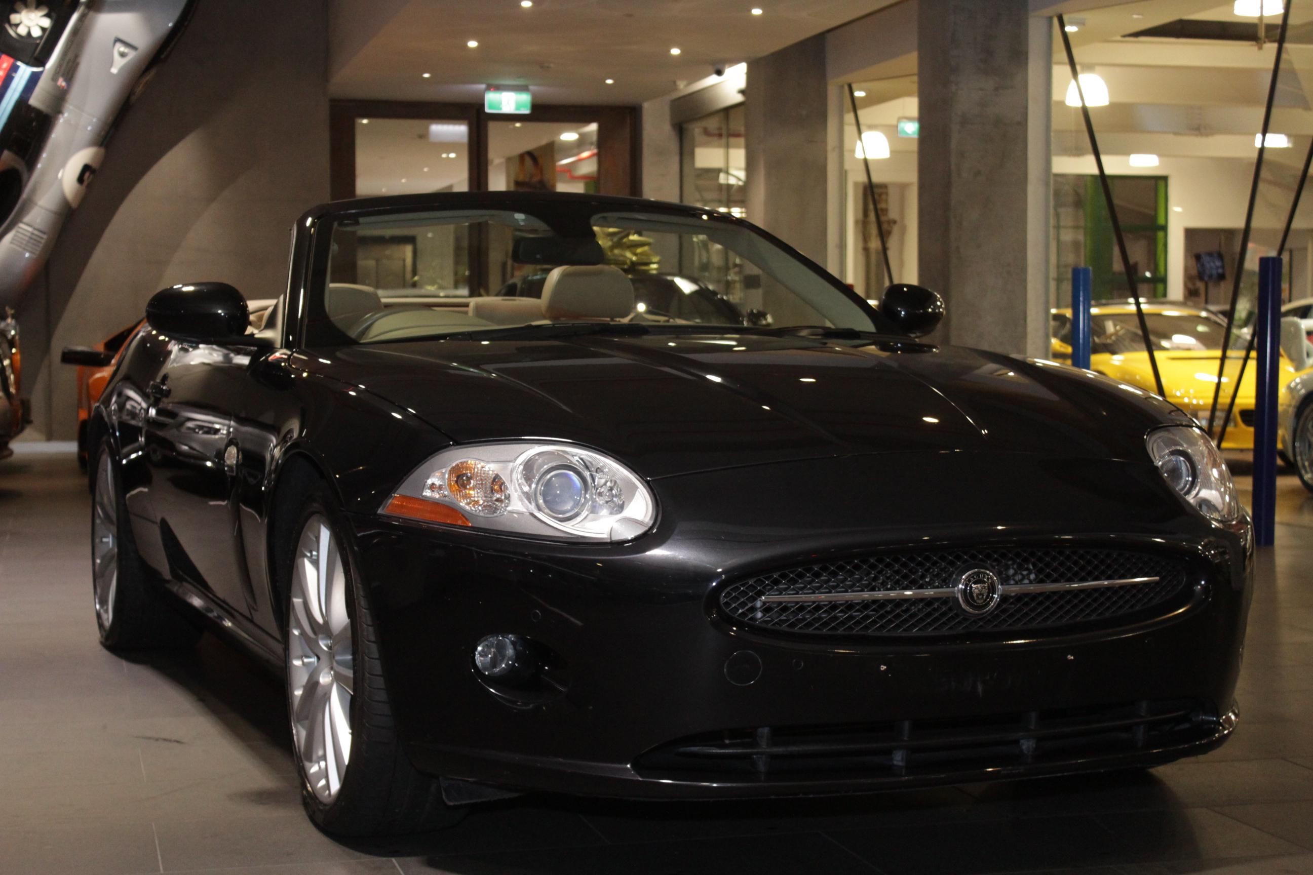 2008 Jaguar XK X150 Convertible 2dr Spts Auto 6sp 4.2i