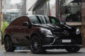 2018 Mercedes-Benz GLE43 C292 AMG Coupe 5dr 9G-TRONIC 9sp 4MATIC 3.0TT [Jan]