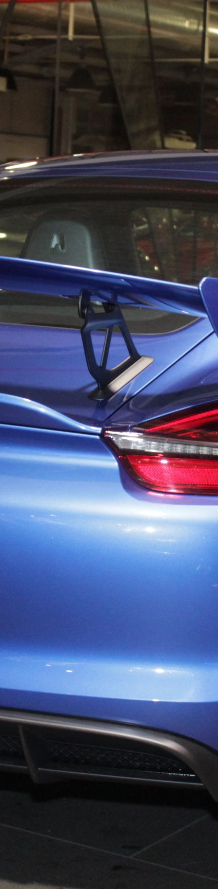 2015 Porsche Cayman 981 GT4 Coupe 2 door manual blue at Dutton Garage 41 Madden Grove Richmond 3121 Melbourne Victoria Australia Make Mine Rare Dutton Group