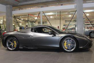 2015 Ferrari 458 Speciale A Spider 2dr Dct 7sp 45i