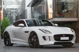 2016 Jaguar F-TYPE X152 Coupe 2dr Quickshift 8sp RWD 3.0SC [MY17]