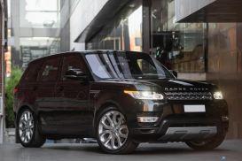 2016 Land Rover Range Rover Sport L494 SDV8 HSE Wagon 5dr CommandShift 8sp 4x4 4.4DTT [MY16.5]