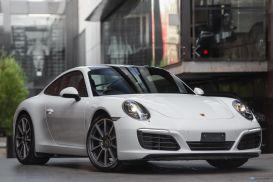 2016 Porsche 911 991 Carrera Coupe 2dr PDK 7sp 3.0TT [MY17]