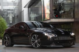 2015 Aston Martin V12 Vantage S Coupe 2dr Sportshift III 7sp 5.9i [MY15]