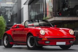 1989 Porsche 911 Speedster Sport Convertible 2dr Man 5sp 3.2i [Jun]