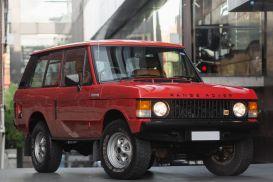 1980 Land Rover Rover Hardtop 2dr Man 4sp 4x4 3.5
