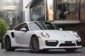 2016 Porsche 911 991 Turbo Coupe 2dr PDK 7sp AWD 3.8TT [MY17]