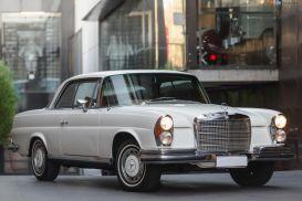 1971 Mercedes-Benz 280SE W111 3.5 Coupe 2dr Auto 4sp 3.5i