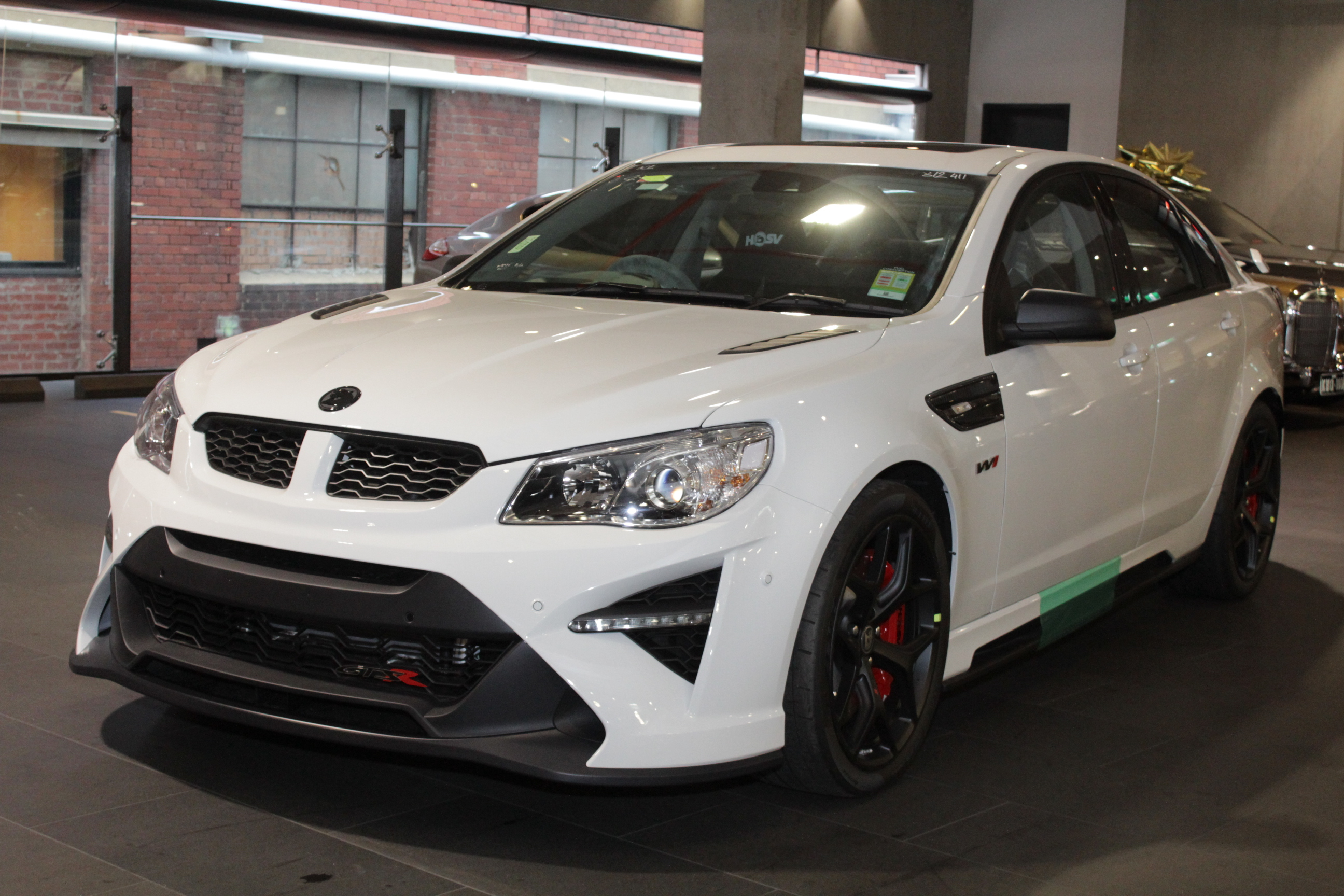 2017 Holden Special Vehicles GTS GEN-F2 R W1 Sedan 4dr Man ...