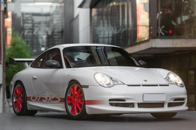 2004 Porsche 911 996 GT3 RS Coupe 2dr Man 6sp 3.6i [MY04]