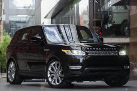 2016 Land Rover Range Rover Sport L494 SDV6 HSE Wagon 5dr CommandShift 8sp 4x4 3.0DTT [MY16]