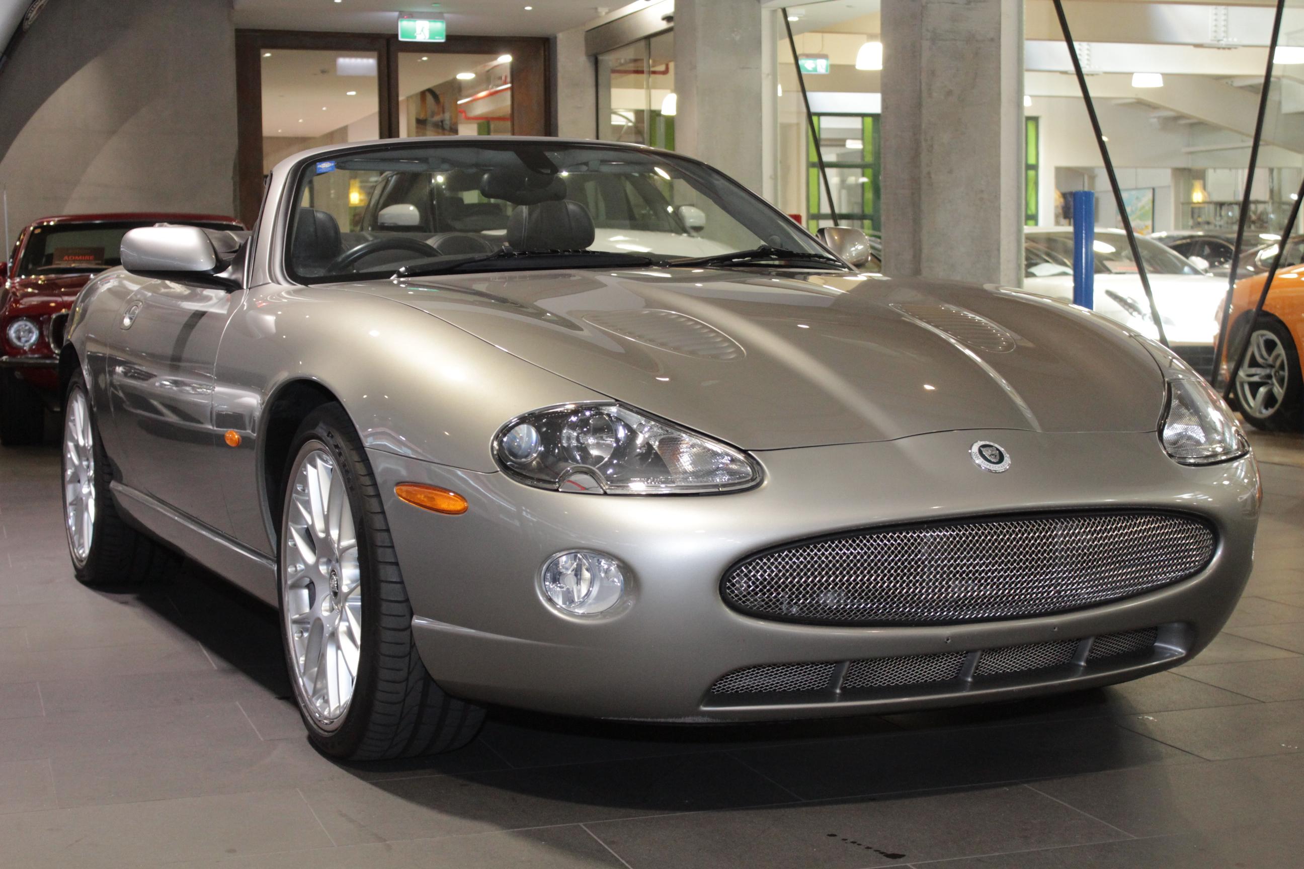 2005 Jaguar XKR X100 4.2 S Convertible 2dr Auto 6sp 4.2SC MY03