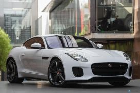 2017 Jaguar F-TYPE X152 R-Dynamic 280kW Coupe 2dr Quickshift 8sp RWD 3.0SC [MY18]