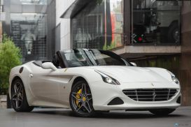 2015 Ferrari California F149 T Convertible 2dr DCT 7sp 3.9TT