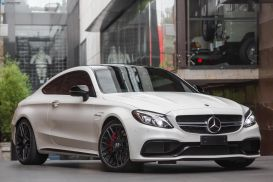 2018 Mercedes-Benz C-Class C205 C63 AMG S Coupe 2dr SPEEDSHIFT MCT 7sp 4.0TT