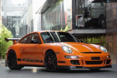 2008 Porsche 911 997 GT3 RS Coupe 2dr Man 6sp 3.6i [MY08]