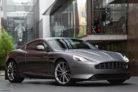 2011 Aston Martin Virage Coupe 2dr SA 6sp 5.9i [Jul]
