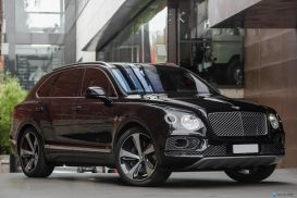 2016 Bentley Bentayga 4V First Edition Wagon 5dr Spts Auto 8sp AWD 6.0TT (5-st) [MY17]