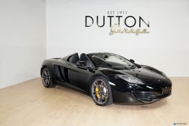 2014 McLaren MP4-12C COUPE 3.8P/7AT/SP/2D