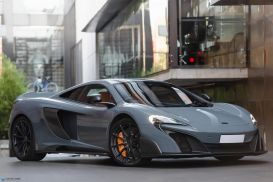 2015 McLaren 675LT Coupe 2dr SSG 7sp 3.8TT [Jul]